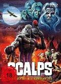 Scalps - Der Fluch des blutigen Schatzes Limited Mediabook