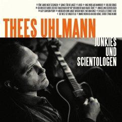 Junkies Und Scientologen-Ltd 2lp Picture Vinyl - Uhlmann,Thees