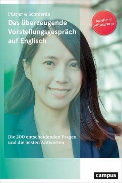 Das überzeugende Vorstellungsgespräch auf Englisch (Mängelexemplar) - Püttjer, Christian;Schnierda, Uwe