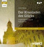 Der Kramladen des Glücks, 1 Audio-CD, 1 MP3