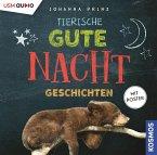 Tierische Gute-Nacht Geschichten, 1 Audio-CD