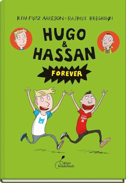 Buch-Reihe Hugo & Hassan