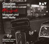 Maigret und sein Neffe / Kommissar Maigret Bd.19 (4 Audio-CDs)