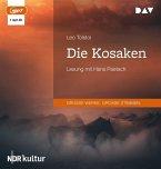 Die Kosaken, 1 Audio-CD, 1 MP3