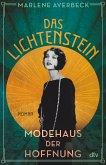 Modehaus der Hoffnung / Das Lichtenstein Bd.2
