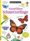 Usborne Minis Naturführer: Schmetterlinge
