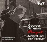 Maigret und sein Revolver / Kommissar Maigret Bd.40 (4 Audio-CDs)