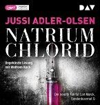 NATRIUM CHLORID / Carl Mørck. Sonderdezernat Q Bd.9 (2MP3-CDs)