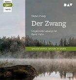 Der Zwang, 1 Audio-CD, 1 MP3
