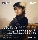 Anna Karenina, 4 Audio-CD, 4 MP3