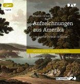 Aufzeichnungen aus Amerika, 1 Audio-CD, 1 MP3