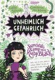 Unheimlich gefährlich - Survivalcamp mit Ruby Black / Ruby Black Bd.2