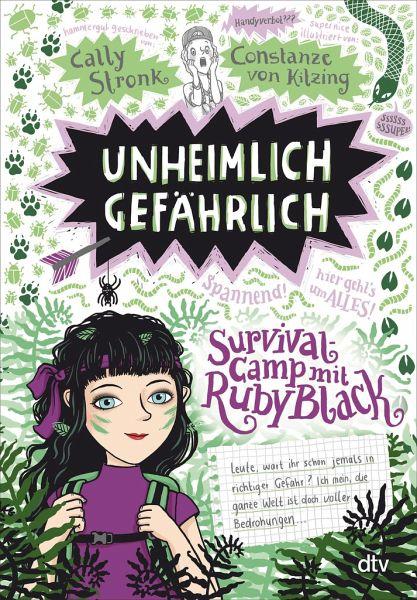 Buch-Reihe Ruby Black