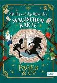 Matilda und das Rätsel der magischen Karte / Pages & Co. Bd.3