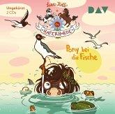 Pony bei die Fische / Die Haferhorde Bd.18 (2 Audio-CDs)