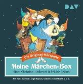 Meine Märchen-Box - Die 34 schönsten Märchen-Hörspiele, 6 Audio-CD