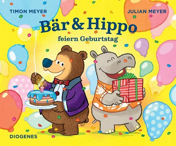 Buch-Reihe Bär & Hippo