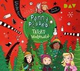 Tatort Winterwald / Penny Pepper Bd.4 (1 Audio-CD)