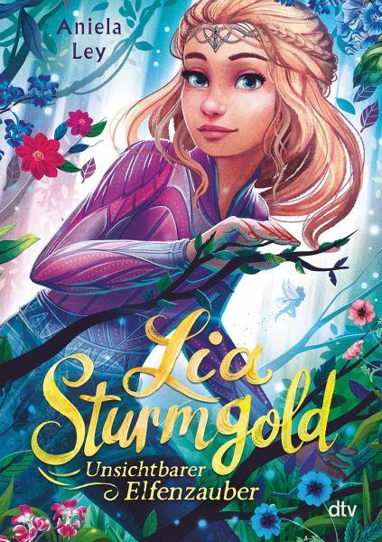 Buch-Reihe Lia Sturmgold