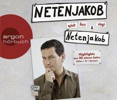 Netenjakob liest, spielt und singt Netenjakob (Restauflage) - Netenjakob, Moritz