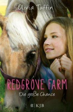 Die große Chance / Redgrove Farm Bd.3 (Mängelexemplar) - Tuffin, Olivia