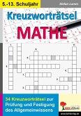 Kreuzworträtsel Mathematik (eBook, PDF)