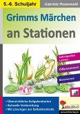 Grimms Märchen an Stationen / Klasse 5-6 (eBook, PDF)