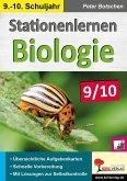 Stationenlernen Biologie 9/10 (eBook, PDF)