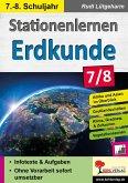 Stationenlernen Erdkunde / Klasse 7-8 (eBook, PDF)