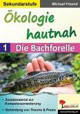 Ökologie hautnah - Band 1: Die Bachforelle (eBook, PDF)