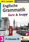Englische Grammatik kurz & knapp / Band 3 (eBook, PDF)