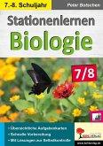 Stationenlernen Biologie 7/8 (eBook, PDF)