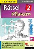 Rätsel Naturwissenschaften / Band 2: Pflanzen (eBook, PDF)