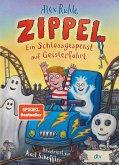 Zippel - Ein Schlossgespenst auf Geisterfahrt / Zippel Bd.2 (eBook, ePUB)