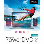 CyberLink PowerDVD 21 Standard (Download für Windows)