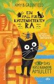 Ein Fall für Katzendetektiv Ra, Das verschwundene Amulett (eBook, ePUB)