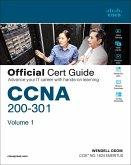 CCNA 200-301 Official Cert Guide, Volume 1 (eBook, ePUB)