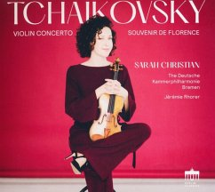 Tschaikowski:Violinkonzert - Christian,Sarah