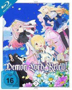 Demon Lord, Retry! - Vol.2 (Ep. 5-8)