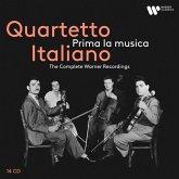 Quartetto Italiano-Prima La Musica