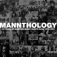 Mannthology (3cd) - Manfred Mann'S Earth Band