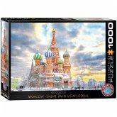 Moskau Russland (Puzzle)