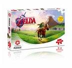 Puzzle- Zelda Ocarina of time (Puzzle)