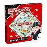Puzzle Monopoly No. 9 (Puzzle)