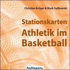 Stationskarten Athletik im Basketball, CD-ROM