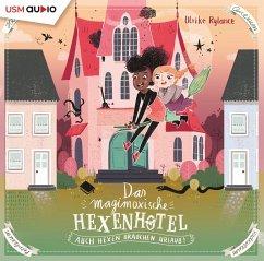 Das Magimoxische Hexenhotel, 2 Audio-CD - Rylance, Ulrike