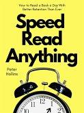 Speed Read Anything (eBook, ePUB)