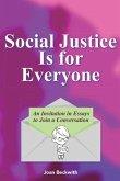Social Justice Is for Everyone (eBook, ePUB)