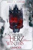 Unholy / Das schwarze Herz des Winters Bd.1 (eBook, ePUB)