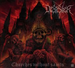 Churches Without Saints - Desaster